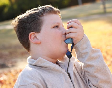 childhood obesity linked to asthma Children with obesity experience a 35% increased risk of new asthma diagnosis, the researchers concluded future pedsnet analysis involving pairing of spirometry, comorbidity, and medication data will provide new epidemiologic insights into the relationship between obesity and asthma in children.